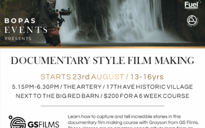 Documentary Film Making Course!!